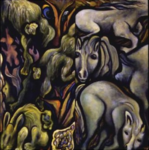 Animal Spirits (Diptych)